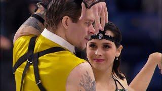 Ритм-танец. Танцы. Skate Canada. Гран-при по фигурному катанию 2019/20