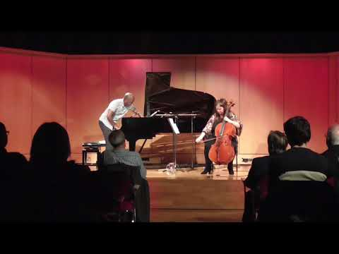 Improvisation on a Balkan Tune - Shirley Smart and Robert Mitchell