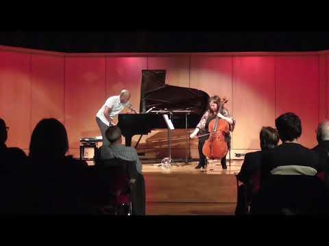 Improvisation on a Balkan Tune - Shirley Smart and Robert Mitchell
