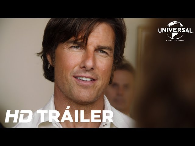 Tom Cruise protagoniza el biopic de acción Barry Seal: El Traficante