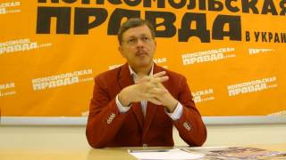 пластический хирург Дмитрий Слоссер (часть1)