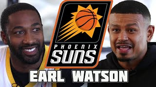 Former Phoenix Suns Head Coach, Earl Watson, Joins Gilbert Arenas To Talk NBA Coaching