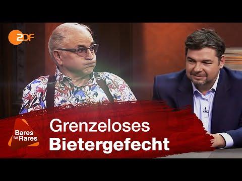 Sensationell: Expertise Pulverisiert, Rahmen Gesprengt - Bares Für Rares Vom 28.11.19   ZDF