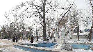UTV. В Оренбурге обсудили дизайн проект парка им. Гуськова