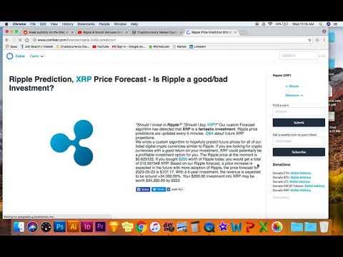 ashton kutcher investing in ripple xrp - YouTube