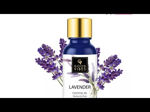 purplle.com-shopping-haul-|-new-launch-|-discount-|offers-good-vibes-essential-oil-lavender-unboxing