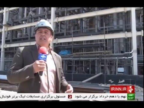 Iran SavojBolaq county, Grain Silo manufacturer سازنده سيلوي غلات شهرستان ساوجبلاغ ايران