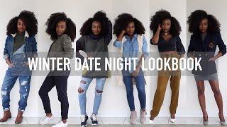 WINTER DATE NIGHT LOOKBOOK 2016 |