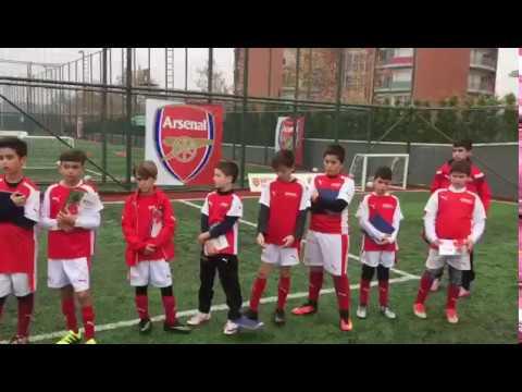 American LIFE Dil Okulları Arsenal Soccer School Dictionary