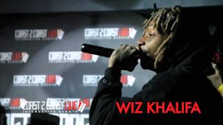 Wiz Khalifa Speaks to Indie Artists at Coast 2 Coast LIVE SXSW Event