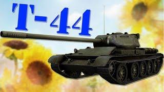 Pokaż co potrafisz #1253 ► T-44 niczego się nie boi :)