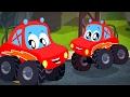 Wir sind der Monster Truck | Auto-Lied für Kinder | We Are The Monster Truck | Monster Truck Videos
