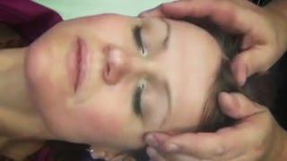 Массаж головы и лица по методике Иванова. Пластика костей черепа и формы лица