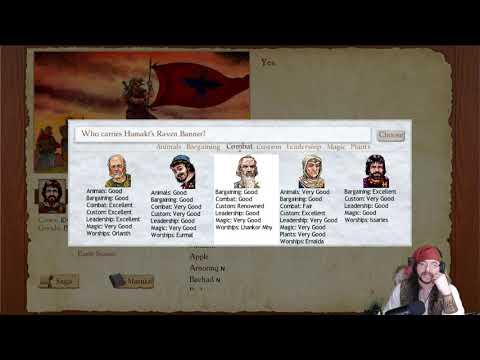 King of Dragon Pass: RIP Varsens  
