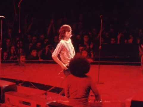 Rolling Stones Tour 1975
