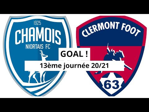 Niort Clermont Goals And Highlights