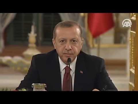 Cumhurbaşkanı Erdoğan, Rusya Devlet Başkanı Putin ile ortak basın toplantısında konuştu