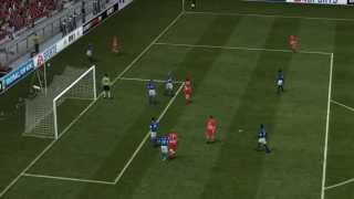 FIFA 11 BE A PRO PC Gameplay [Full HD]
