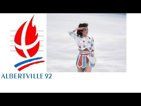 1992 Winter Olympics - Figure Skating Exhibition