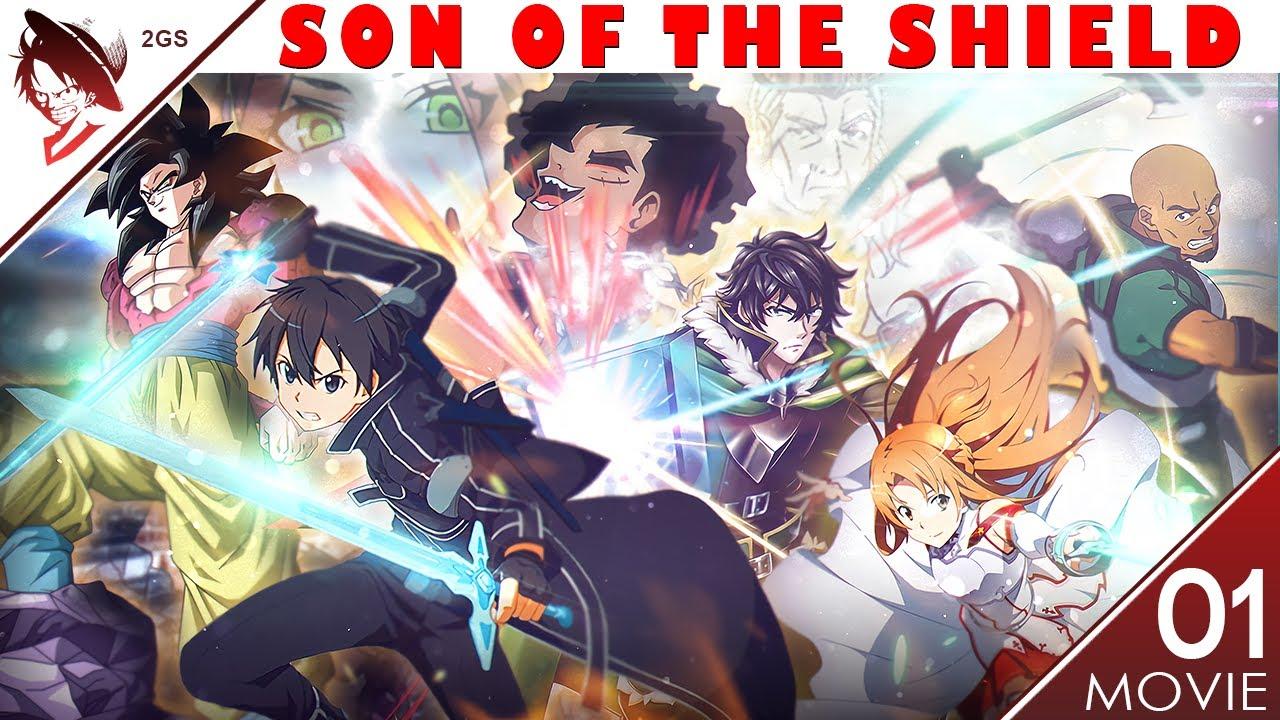 2GS   H.A.O Son Of The Shield Abridged   Movie