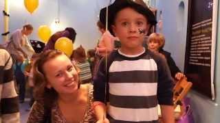 видео Дети на свадьбе,чем занять детей на свадьбе, аниматор детям в Королёве