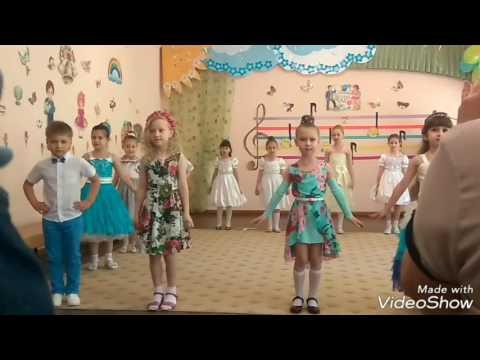 Выпускной в детском саду: вальс, флеш-моб, прощальная песня