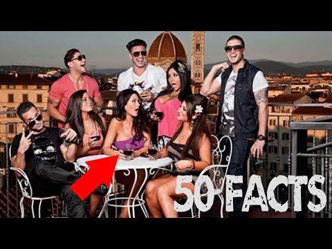 50 Facts You Didn't Know About Jersey Shore