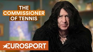 John McEnroe: The Commissioner of Game, Set And Thrones   The Commissioner of Tennis   Eurosport