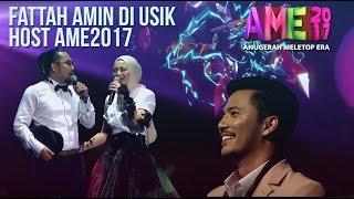 Fattah Kena Usik dengan Nabil, Johan & Neelofa dan Buat Lawak Suri Hati Mr. Pilot di #AME2017 thumbnail