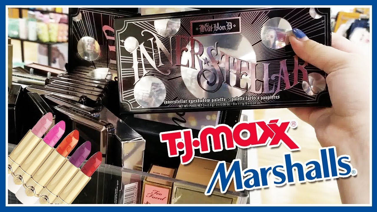 Best Makeup Finds At Tj Maxx Marshalls Shop With Me