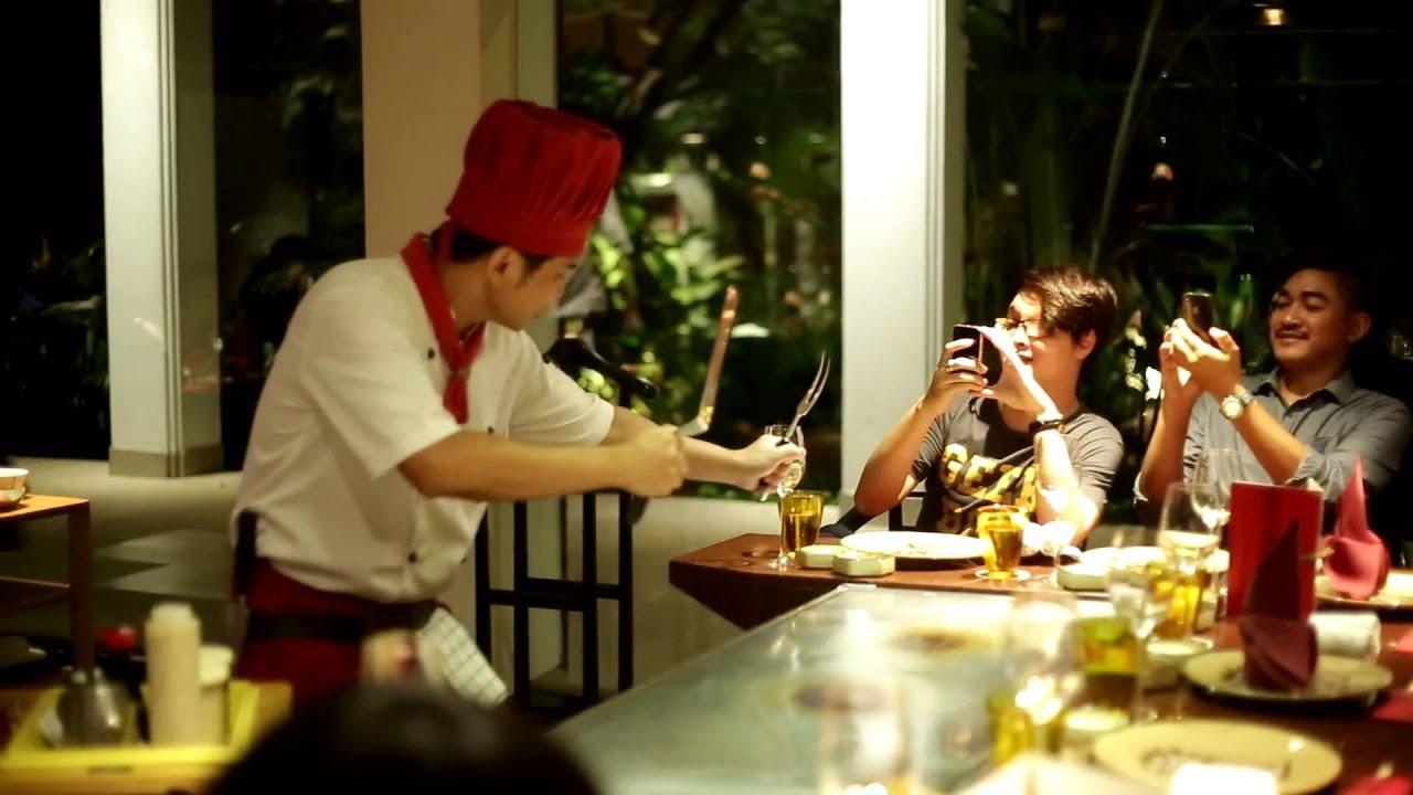Benihana Japanese Restaurant Bangkok