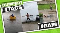 Wateroverlast, overstromingen en chaos in de #REGEN compilatie | Dumpert Tags