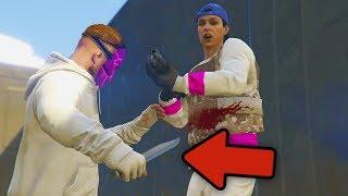 AHH! DUELE!! - GTA V ONLINE