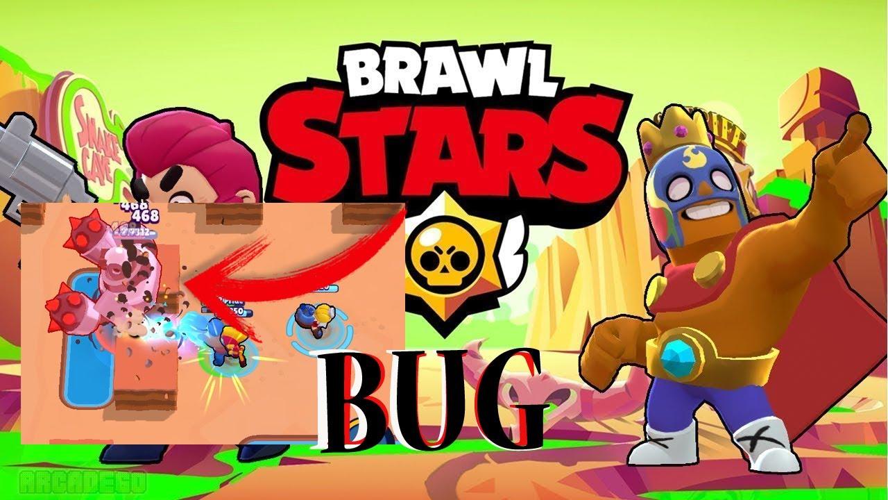 BRAWL STARS- BUG EVENTO DEL JEFE!!