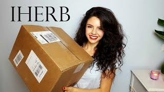 Посылка iHerb | Вкусняшки | Пробуем на месте