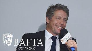 Hugh Grant In Conversation | BAFTA New York