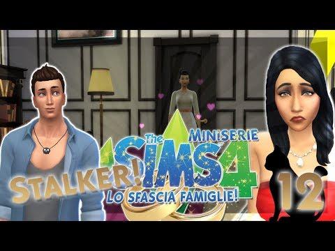 FRA ALBERGHINI E LA FENG STALKER-LO SFASCIA FAMIGLIE-The Sims 4 ITA #12 thumbnail