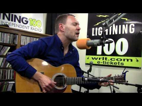 David Gray - Only the Wine - Live at Lightning 100 studio