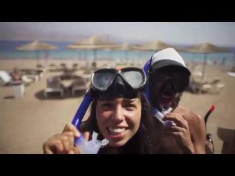 The First Social Hotel In Israel  U Coral Beach Club Eilat