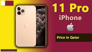 Gambar cover Apple iPhone 11 Pro price in Qatar | iPhone 11 Pro specs, price in Qatar