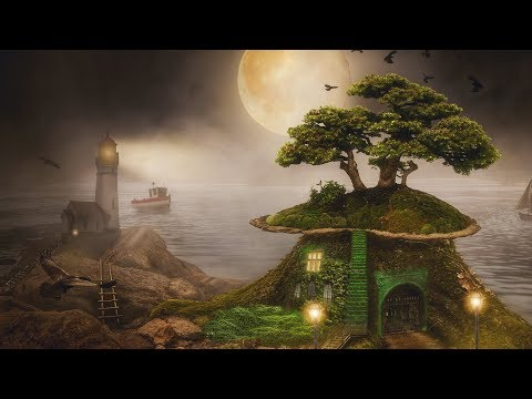 "Peaceful music, Relaxing music, Instrumental music ""Lighthouse Peace"" by Tim Janis"