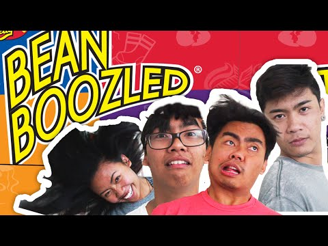 Thumbnail: EXTREME BEAN BOOZLED CHALLENGE! (w/ Siblings)