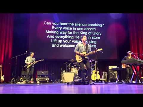 josh Blakesley band youth congress 2015