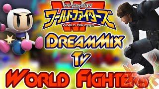 ABM: SNAKE & BOMBERMAN!?! Dream Mix TV World Fighters!! (4 Player Match) HD