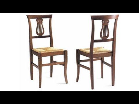 Come fare l imbottitura e ritappezzare una sedia visita - Tappezzare una sedia ...