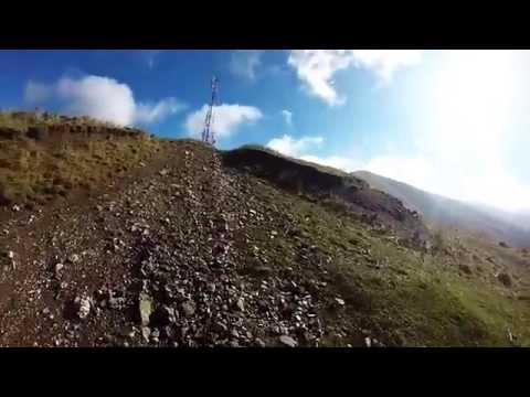 Azuga downhill ride route 1