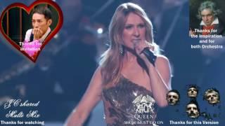 """Download """"Fantastic TRIO Number 1"""" Céline Dion,  Dimash Kudaibergen &, QUEEN Димаш Кудайберген Mp3 and Videos"""
