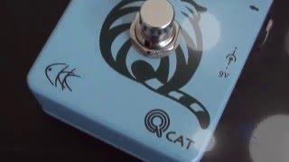 ckk electronic q cat envelope filter demo
