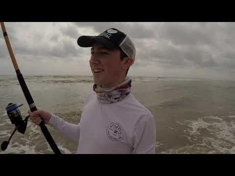 Pompano Fishing With Patrick North Vilano Beach