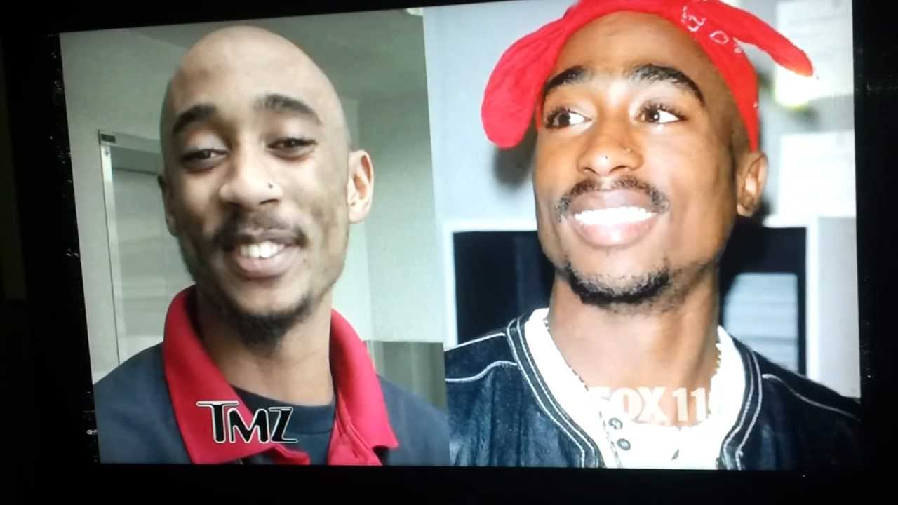 Is Tupac Alive? This Man Would Like You to Think So - Mic